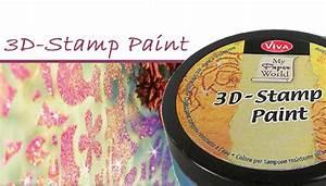 3D Stamp Paint by Viva Decor