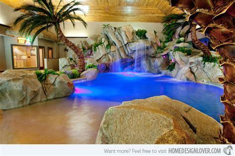 20 Amazing Indoor Swimming Pools  Fox Home Design