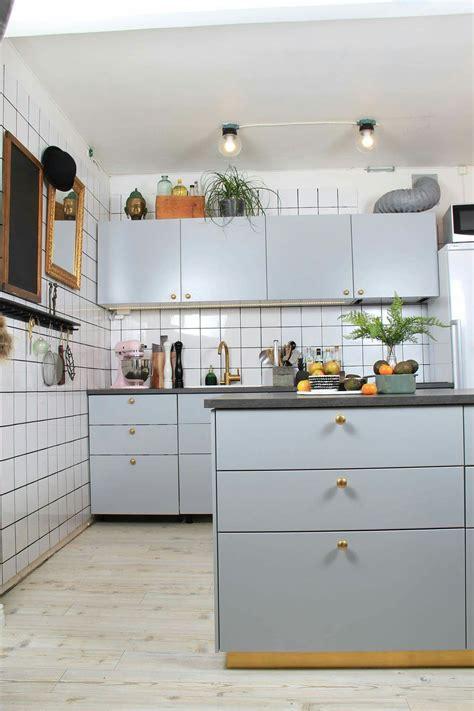 Ikea Küchenfronten Veddinge by Ikea Kitchen Veddinge Gr 229 Jursla K 246 K Minimalist D 233 Cor
