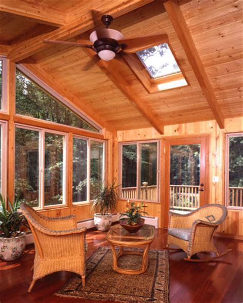 sunroom additions lindal cedar homes
