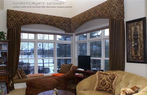 Custom Window Drapery custom window treatments drapery valance swags in