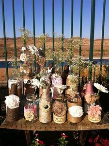wholesale rustic bottles jugs and mason jars rustic chic With rustic wedding decor wholesale