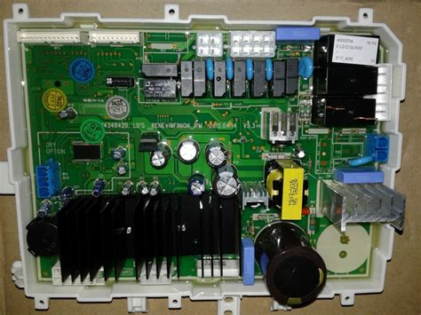 pcb o tarjeta electronica lavadora daewoo lg mabe s 47 50 en mercado libre