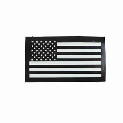 Flag Ir Glow Dark Transparent Pngio Usa
