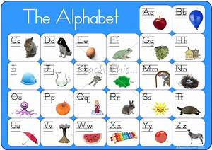 A4 Letters Printable alphabet charts guidelines printable