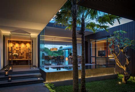 Beautiful Balinese Style House Plans — House Style And
