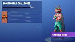 NEW Challenges For SKIN In Fortnite Battle Royale What