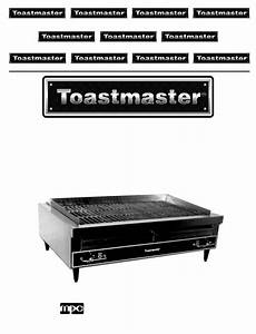 Download Toastmaster Kitchen Grill Tecc 4236 Manual And