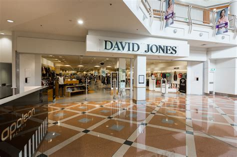 david jones macarthur square