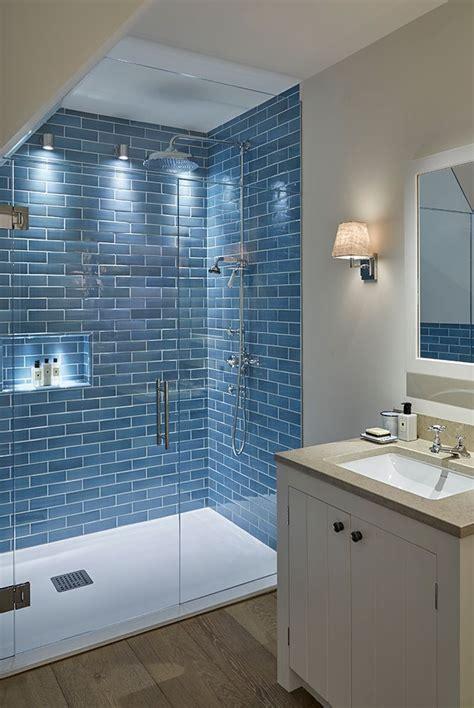 blue tiles bathroom ideas 55 bathroom lighting ideas for every design style