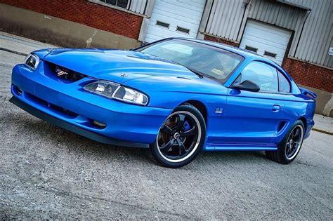 1998 Ford Mustang Gt  Post  Mcg Social™ Myclassicgarage™