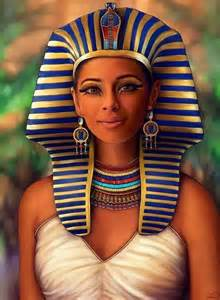 Ancient Egyptian Queen Hatshepsut