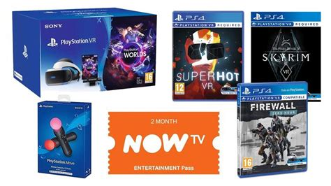 save 163 85 on a playstation vr bundle with move controllers now tv tech advisor