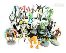 Best Ben 10 Alien Force Action Figure Toys Set Of 20 Anime ...