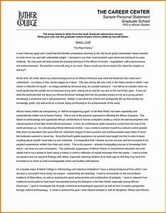 Template For Personal Statement Template For Personal Statement