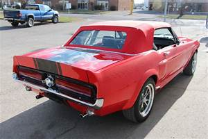 1967 MUSTANG SHELBY ELEANOR GT500E CONVERTIBLE RESTO MOD SALE OR TRADE for sale: photos ...