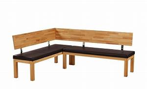 Eckbank Modern Holz : woodford eckbank alvin dunkelbraun lackiert ~ Indierocktalk.com Haus und Dekorationen