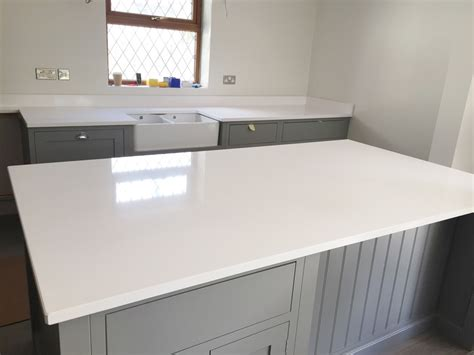 Silestone Blanco Zeus by Gallery The Marble Warehouse
