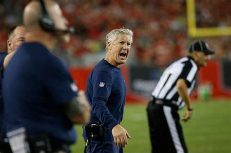 seattle seahawks pete carroll  run