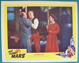 Movie Red Planet Mars 1952 - Pics about space