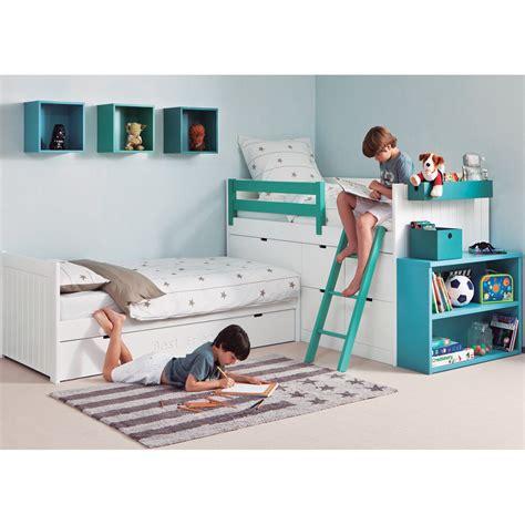 chambre 3 enfants coin nuit design et haut de gamme pour chambre d 39 enfants