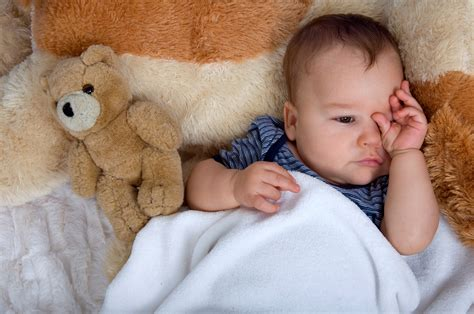 Why Do Babies Rub Their Eyes The Pulse