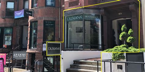 I missed them dearly when i moved back home to boston, so i was ecstatic to see them opening locations in our area. 173 Newbury Street - Retail Space For Lease   Atlantic Retail