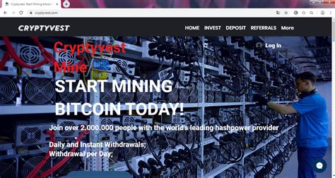 Bitcoin lending specializes in providing startup capital. Cryptyvest: Start Mining bitcoin today! | Flake Ads, Free Ads, United Kingdom