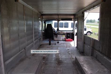freightliner mt  step van