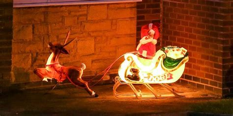 outdoor christmas figures buy now from festive lights