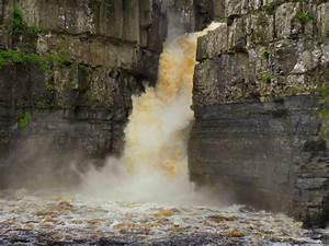 High Force Waterfall  River Tees  U00a9 David Dixon Cc 2