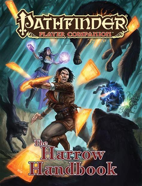 pathfinder harrow deck archetypes paizo pathfinder player companion the harrow