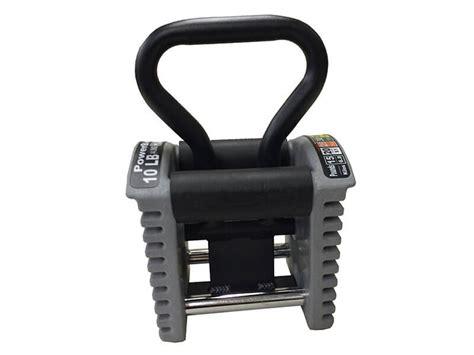 kettlebell powerblock handle pro series dumbbells adjustable kettlebells commercial into