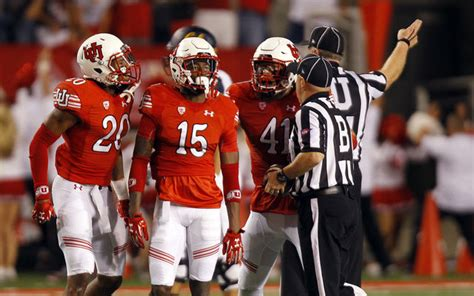 football  rankings utes   improve