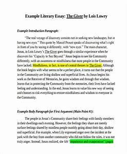 Yellow Wallpaper Essays  Persuasive Essay Topics High School Students also Catcher In The Rye Essay Thesis Literary Essay Thesis Examples Literary Essay Thesis  Synthesis Essay Topic Ideas
