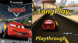Cars 1 Longplay Full Game Walkthrough No Commentary