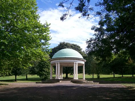 Of Clifton Park by Panoramio Photo Of Clifton Park Bandstand Rotherham