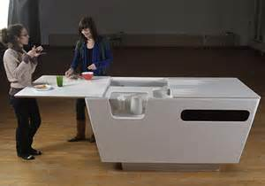 Movable Island For Kitchen The Space Saving Mini Kitchen Design European Kitchen Design