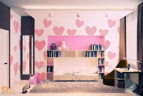 pink toddler bedroom ideas fresh modern designs from andrey sokruta 16757 | pink kids room designs 600x405
