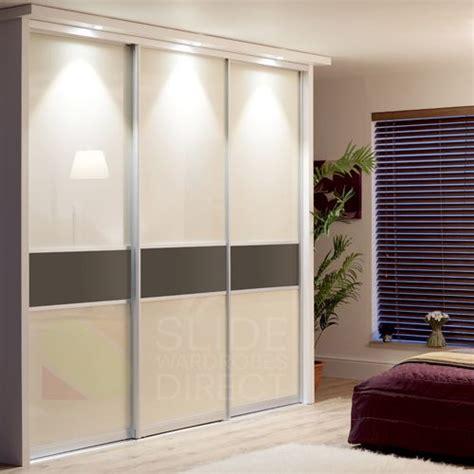 slidingwardrobe doors spacepro 4 door framed glass