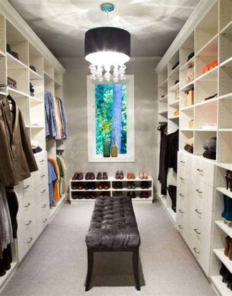 cool seating ideas for your walk in how to arrange your walk in closet 10