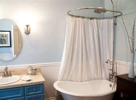 bathroom gorgeous ceiling mount shower curtain rod and