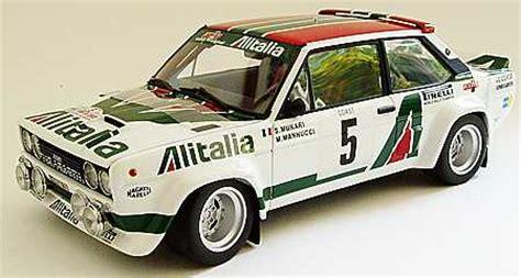 "Fiat 131 Abarth Rallye ""alitalia""  Detailansicht Artikel"