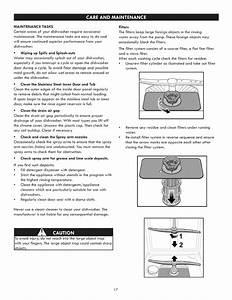 Kenmore Elite 63013993015 User Manual Dishwasher Manuals