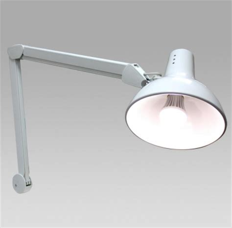 daray bh50lw led wall mounted patient bed reading