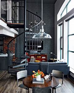 20, Interesting, Industrial, Design, Homes, With, Pictures