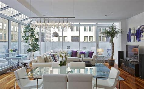 cloison vitree cuisine salon avec salle à manger 60 idées d 39 aménagment