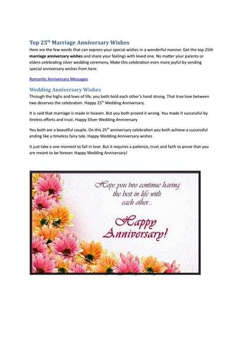 top  marriage anniversary quotes  angela rexario issuu