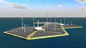Energy Island - Sustainable Maritime Building
