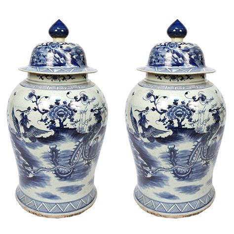 blue ginger jar ls ginger jars then i had another one of those pinch